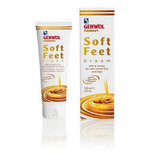 GEHWOLFUSSKRAFT SOFT FEET CREAM 125ml
