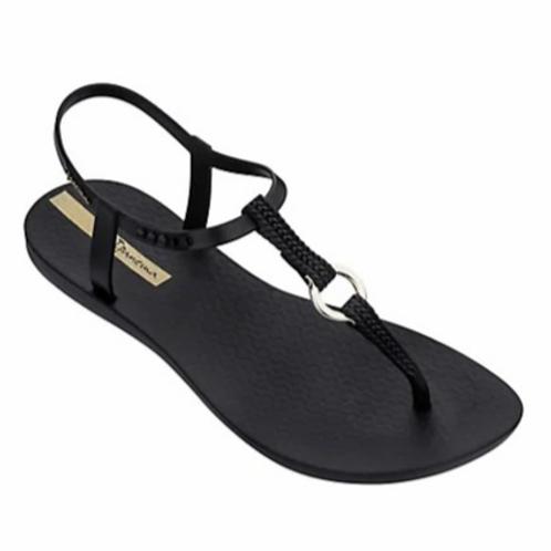 IPANEMA Women's Link Sandal Black