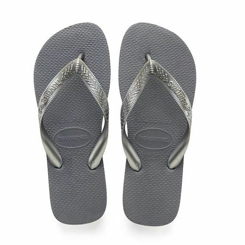 Havaianas Top Tiras Sandal Grey