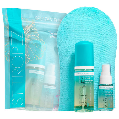 ST.TROPEZ Self Tan Purity Bronzing Waters Mini Kit