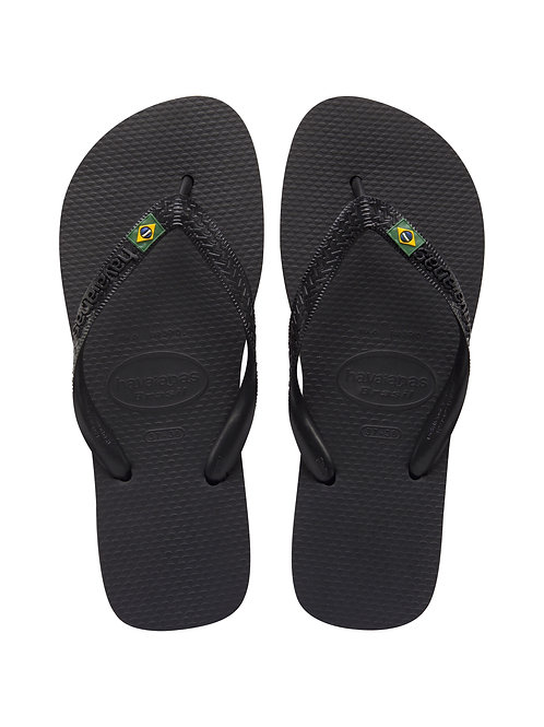 Brasil Sandal Black