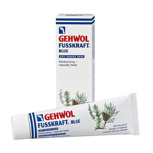 GEHWOL FUSSKRAFT BLUE - DRY SKIN 75 ML