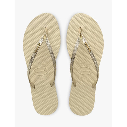You shine sandal Gold