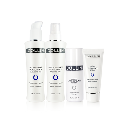 Normal to Oily Skin Pack G.M Collin