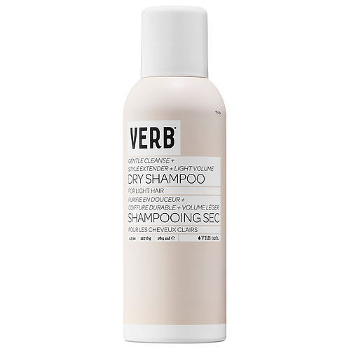 VERB Dry Shampoo for Light Hair