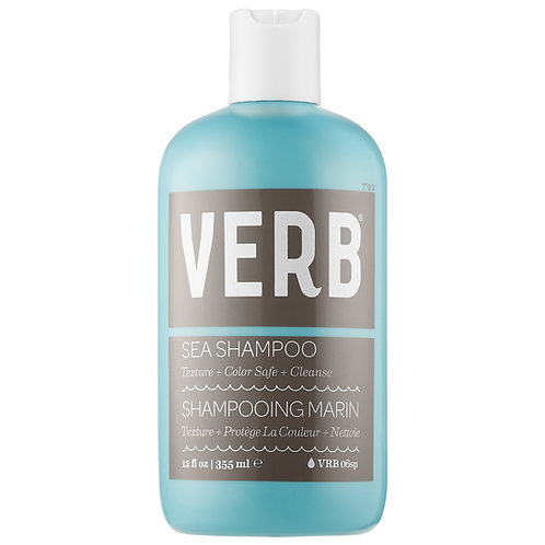 VERB Sea Texture Shampoo 355 ml
