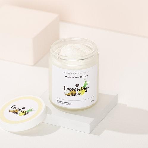 Whipped Exfoliant – Coffee & Vanilla