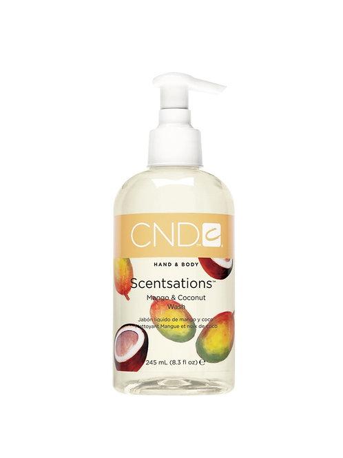 CND MANGO & COCONUT Lotion 8.3 fl oz