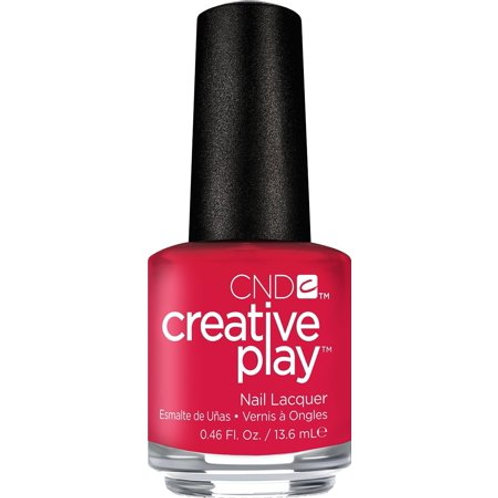 CREATIVE PLAY POLISH- WELL RED