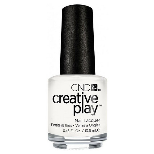 CREATIVE PLAY POLISH- I BLANKED OUT