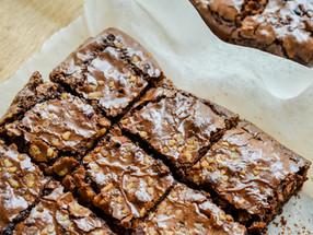 Blackbean Brownies