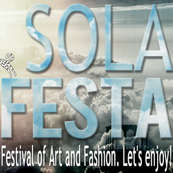 SOLA FESTA Sign 512