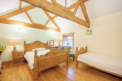 The Blue Bowl Inn, West Harptree - Bed & Breakfast