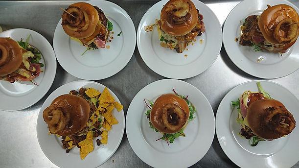 The Blue Bowl Inn, West Harptree - Burgers