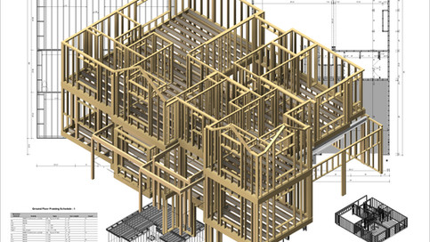 Lowrise & Midrise Woodframing
