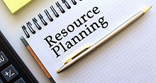 notepad-with-text-resourse-planning-busi
