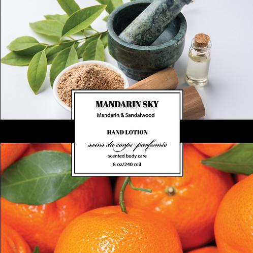Mandarin Sky  8oz/236ML