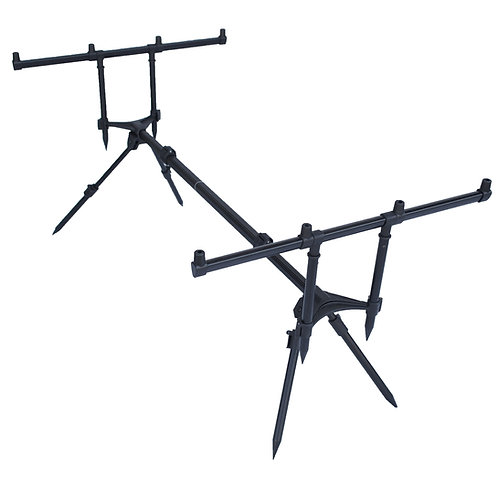 ROD POD BLACK SQUARE 4 PIEDS TELE