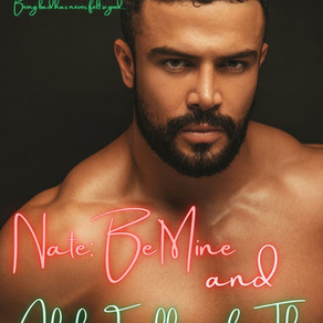 Nate: Be Mine & Alek: Falling for the Infamous Hitman is LIVE! Preorder Cancelled for Early Release