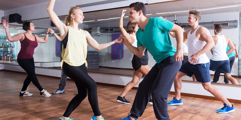 Ballroom Basics- Youth (November)