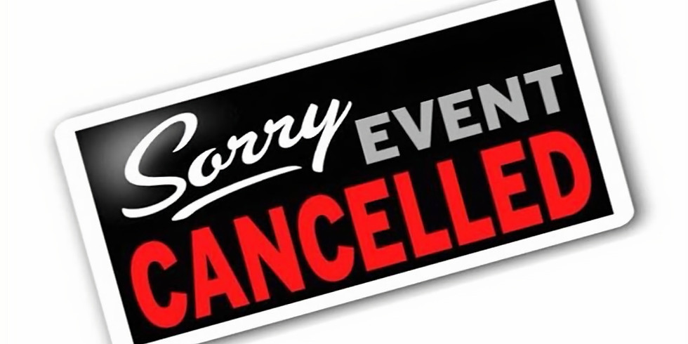 Dance Night Out Canceled