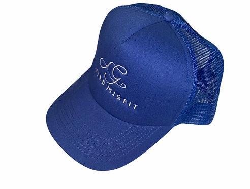 "SIGNATURE ""LOGO"" TRUCKER HAT"