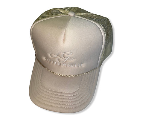 "SIGNATURE ""LOGO"" TRUCKER HAT"