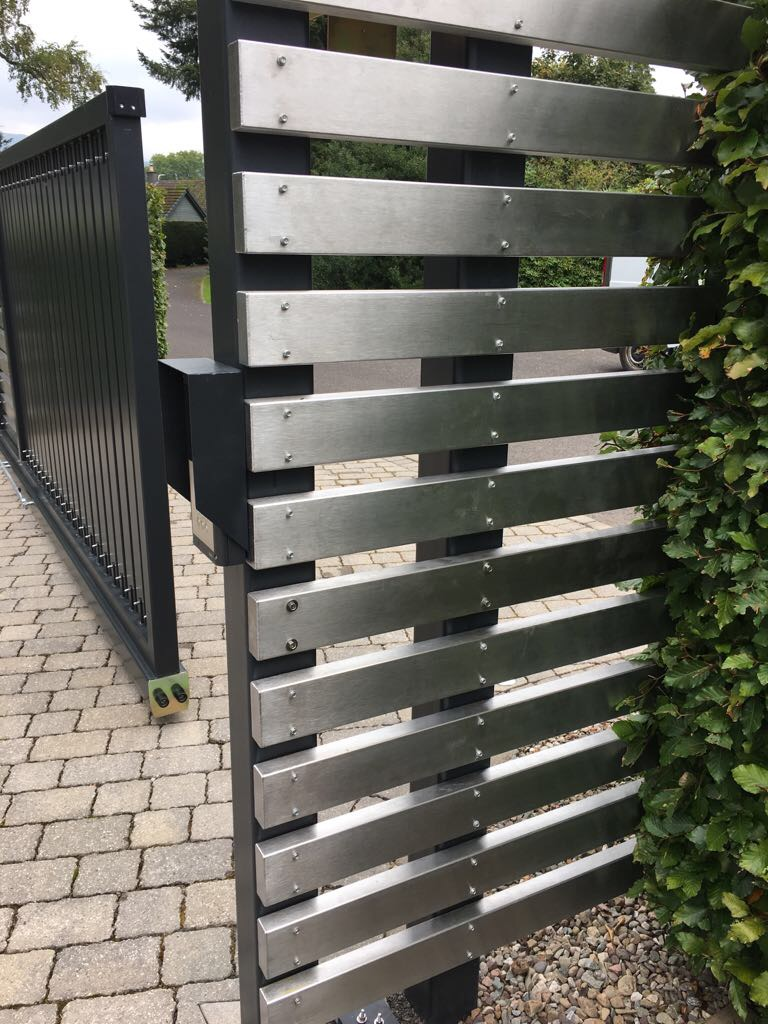 Stainless Steel Fencing