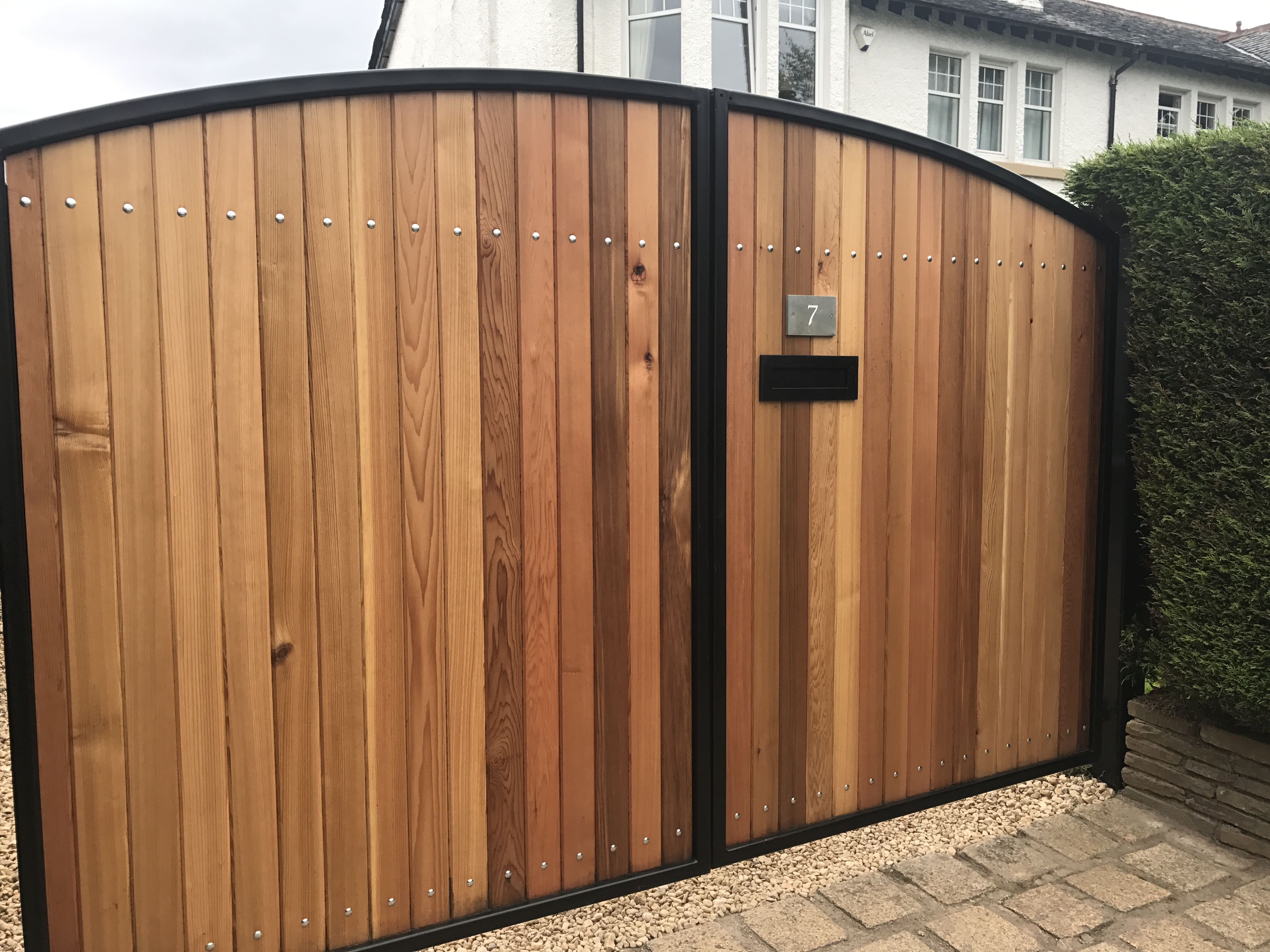 Colinton Style Gates