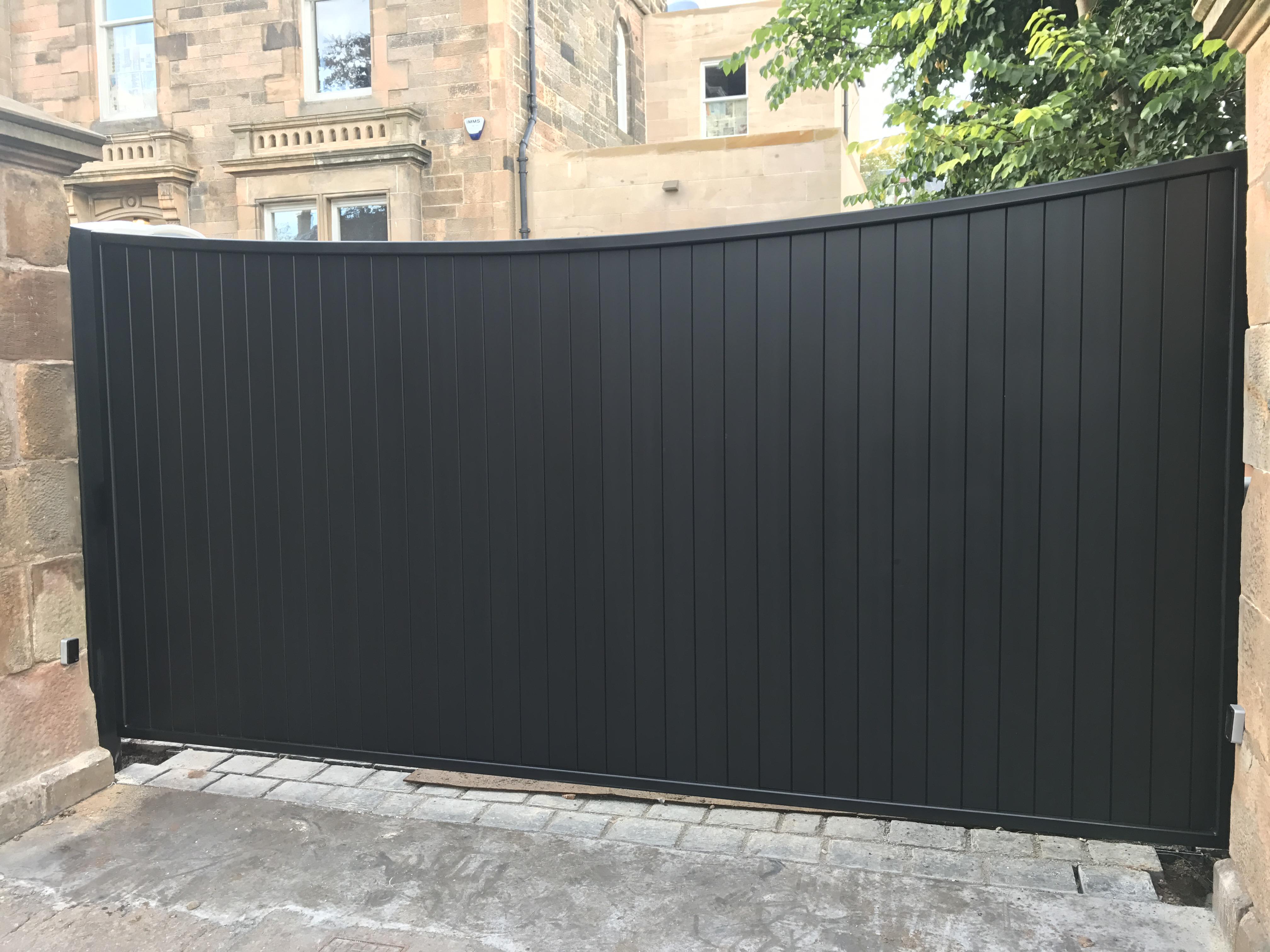 Grange Style Gate