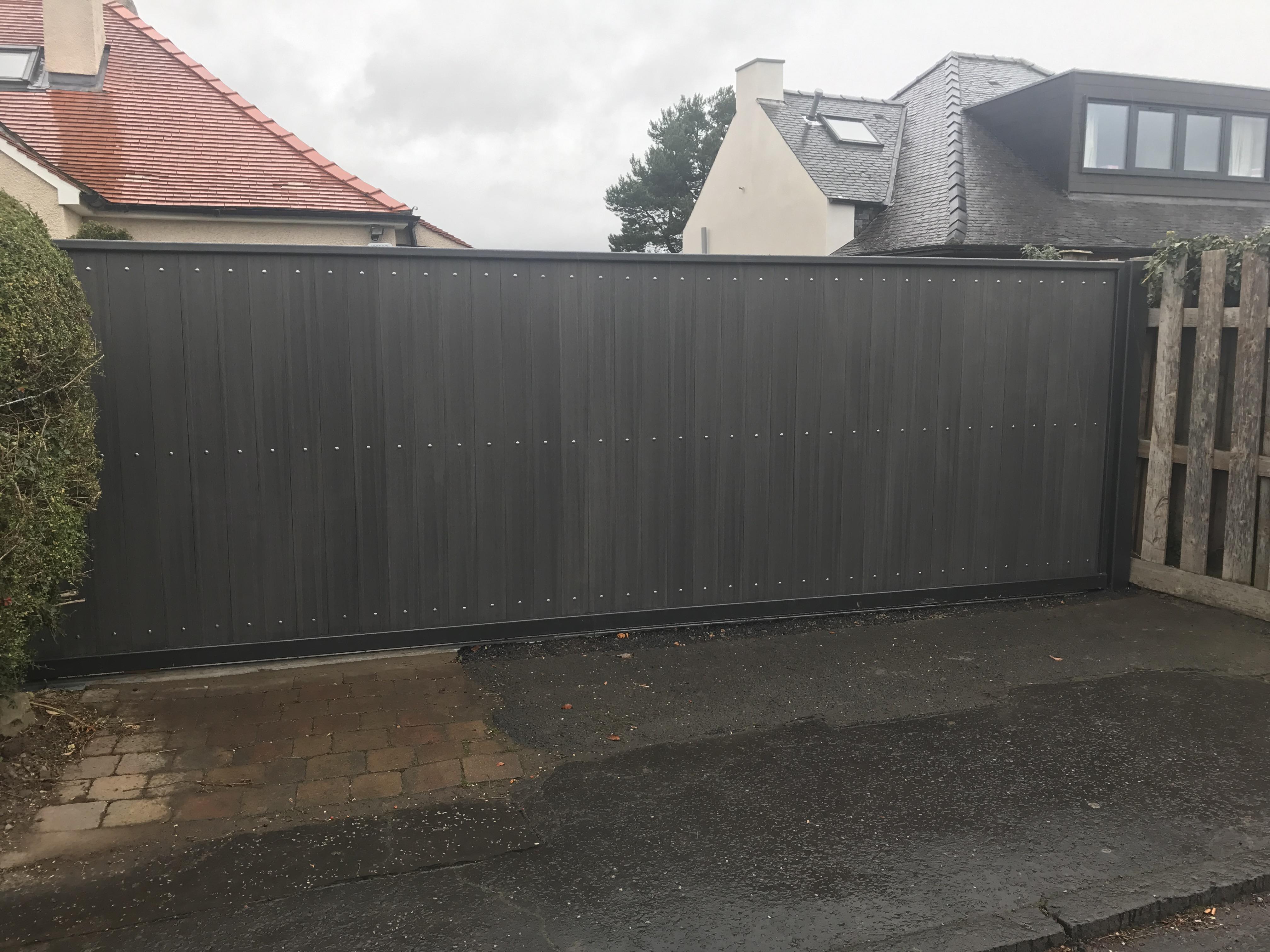 Blackhall Style Gate