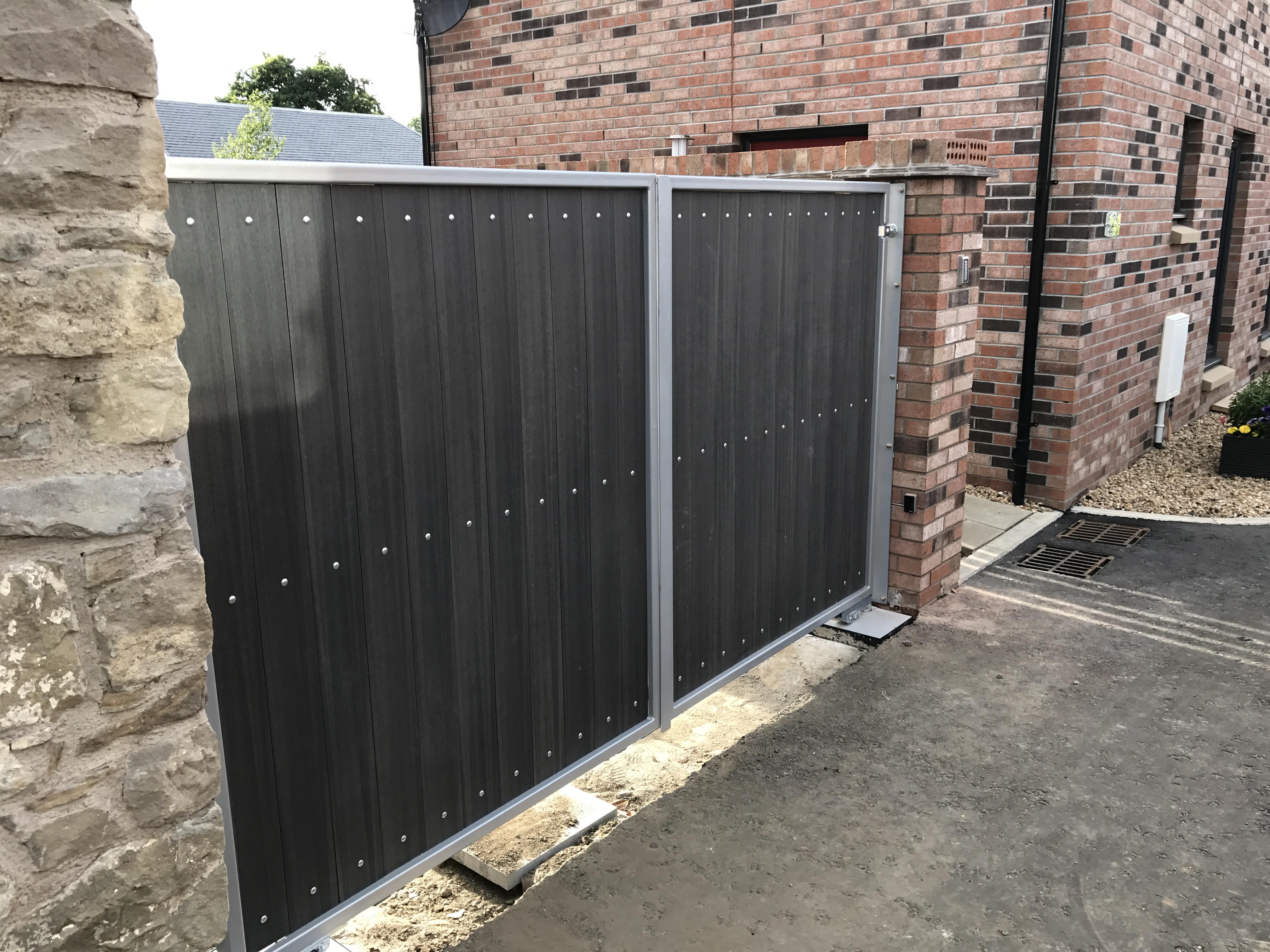 Steel & Composite Driveway Gates
