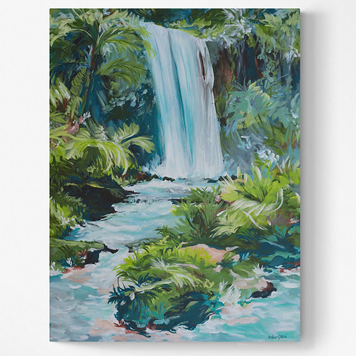 Flowing Tranquility - LIMITED EDITION PRINT