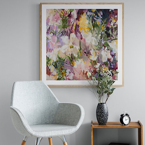 Blossoming Romance - LIMITED EDITION PRINT