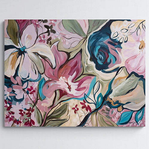 Floral Goddess - LIMITED EDITION PRINT