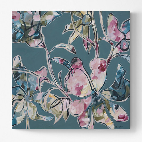 Blossoming Jewels - LIMITED EDITION PRINT