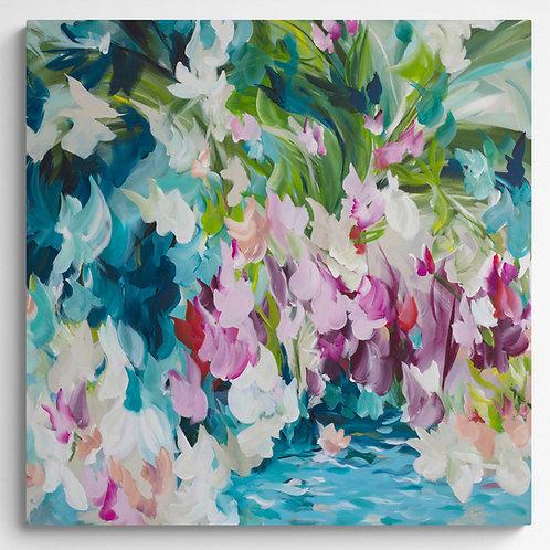 Flower Garden - LIMITED EDITION PRINT