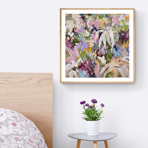 Fields of Wildflowers - LIMITED EDITION PRINT