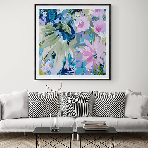 Flowers For You - LIMITED EDITION PRINT