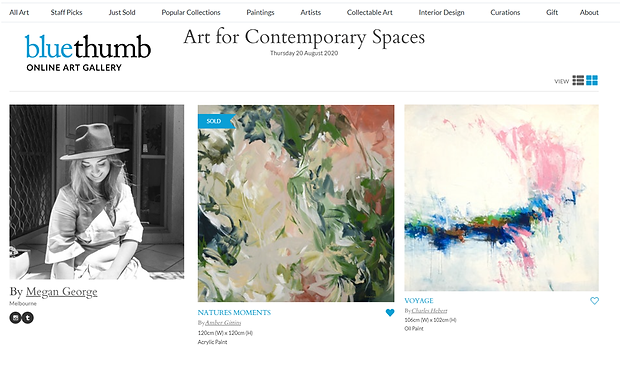 Curation - Art for contemporary spaces 2