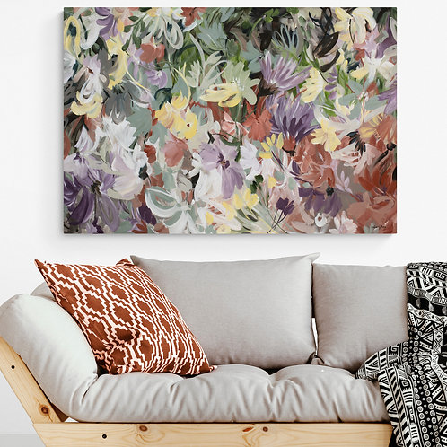 Blushing Blooms - LIMITED EDITION PRINT