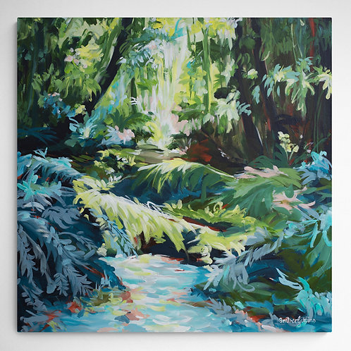 Escape To The Tropics - LIMITED EDITION PRINT