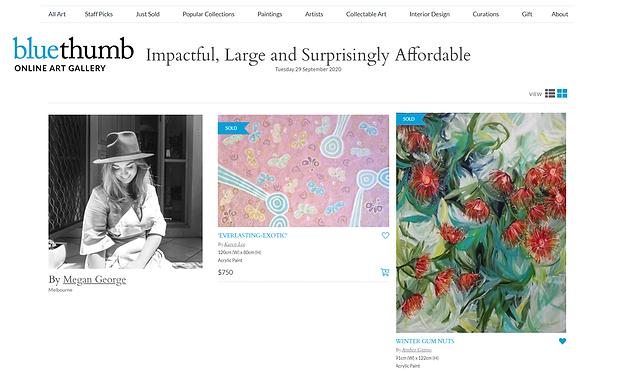 CURATION - SUPRISINGLY LARGE AND AFFORDA