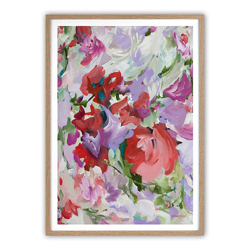 ART PRINT | Pretty In Pink