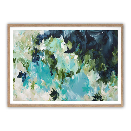 ART PRINT | Spearmint Dreams