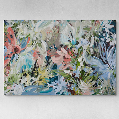 Floral Radiance - LIMITED EDITION PRINT