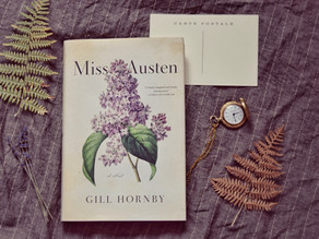 Miss Austen by Gill Hornby: Book Review