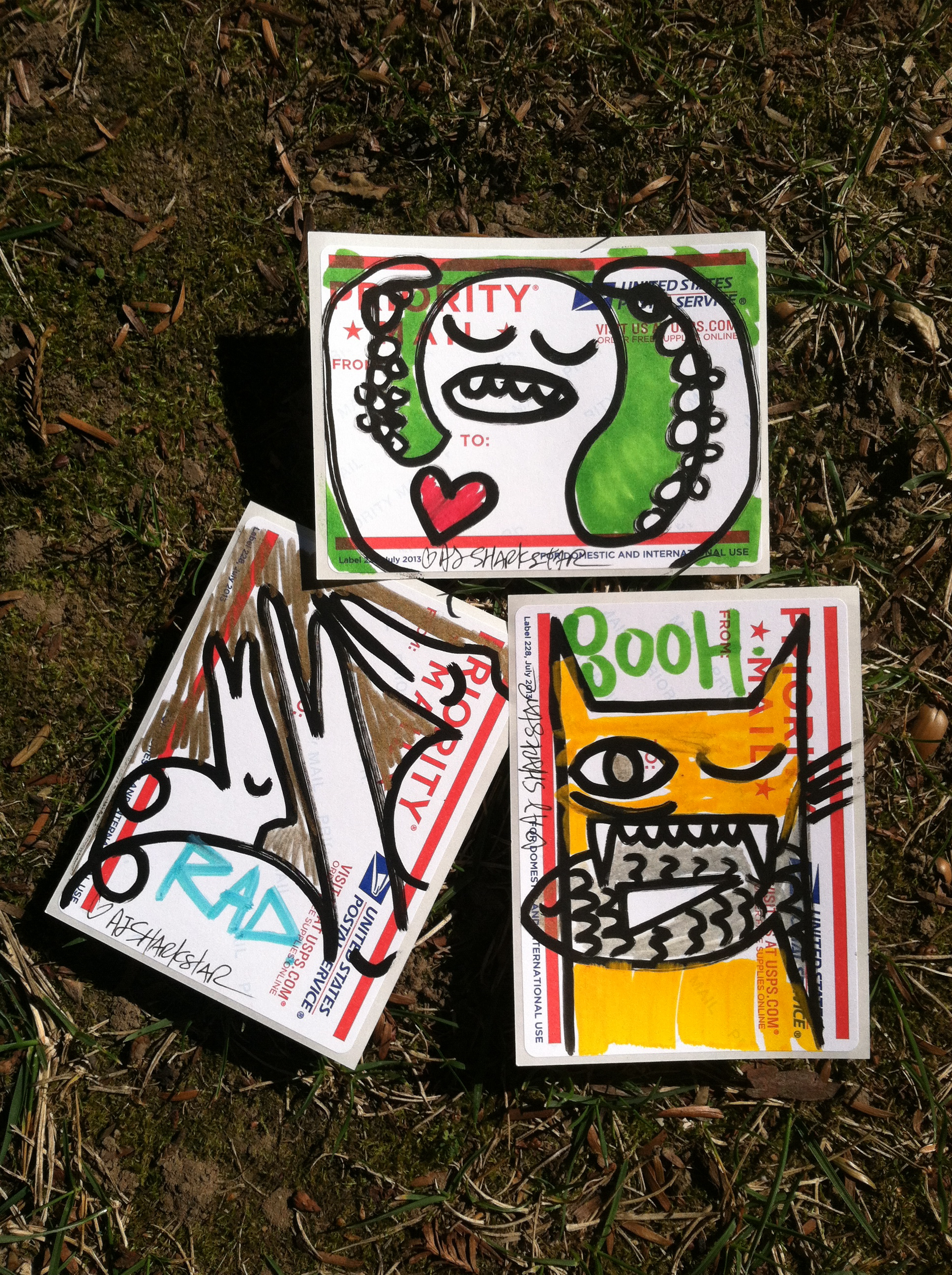 Sticker Art