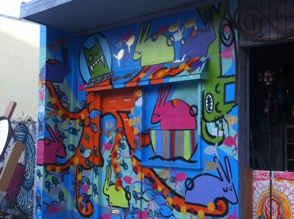 Pallet Space, San Pablo Ave, Oakland