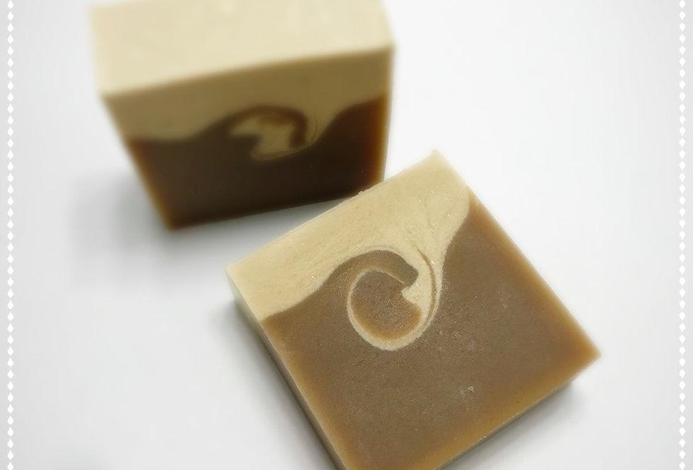 Oatmeal Almond Stout Scrub